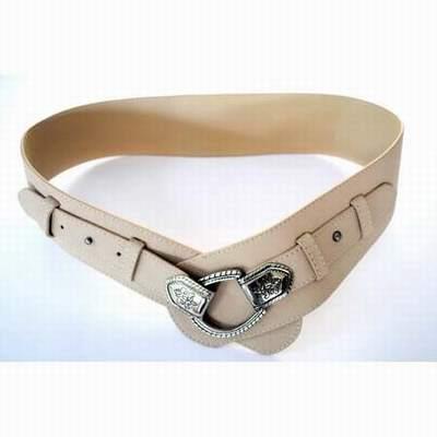 3358b991a29 ceinture fantaisie cuir femme