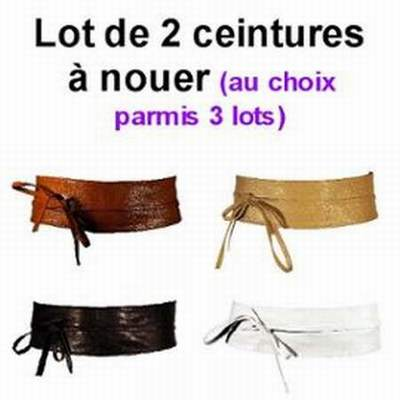 comment mettre ceinture a nouer,ceinture a nouer rouge,ceinture large femme a  nouer ef490e57e57