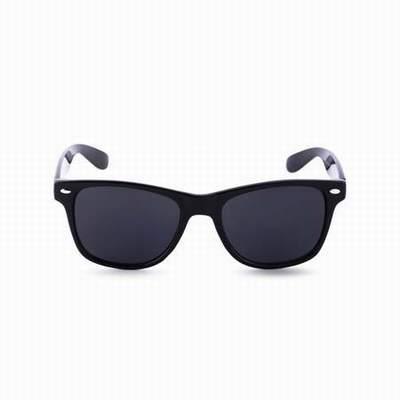 3f003c40d68f1 lunette de soleil noir homme pas cher