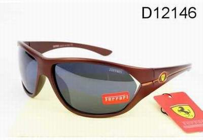 lunettes ferrari noir,lunette solaire ferrari