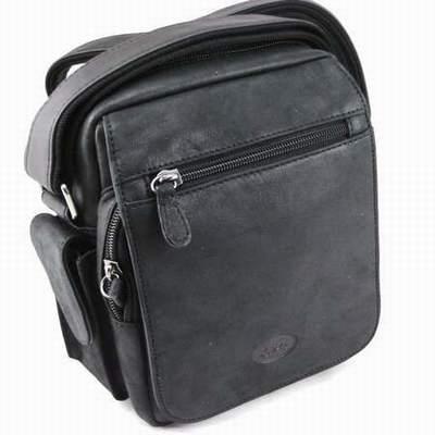 a13b0438b9 sac pour homme ikks,besace cuir homme galeries lafayette,sac a dos homme  cuir noir
