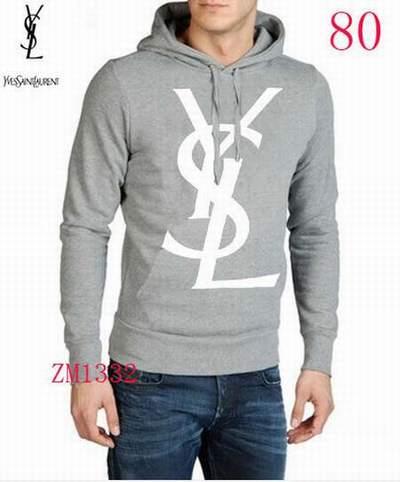 super mignon nouveau authentique nouvelle version sweat Yves Saint Laurent solde pas cher,acheter sweat Yves ...